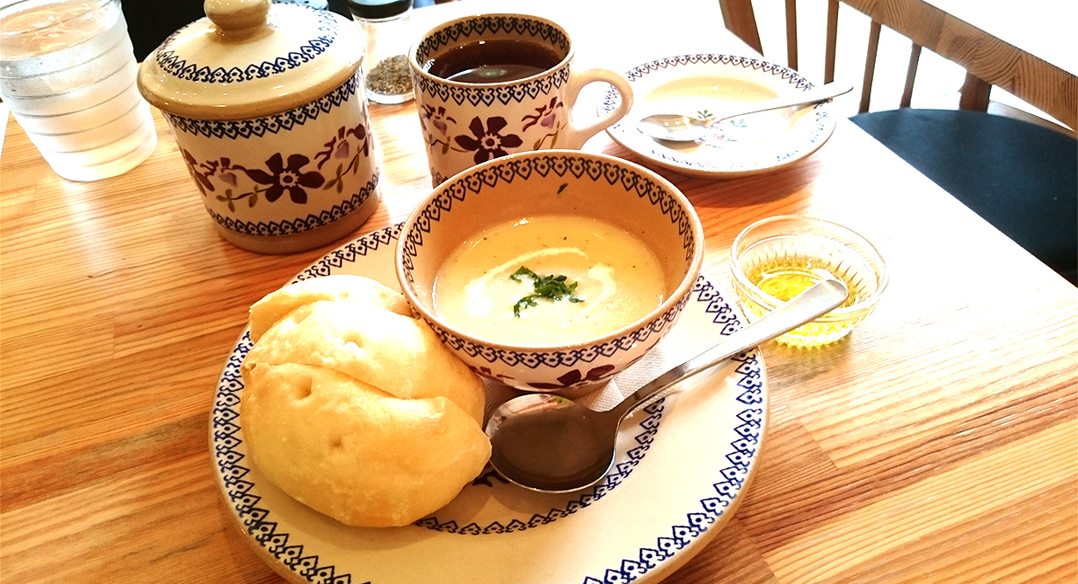 crannのスープセット