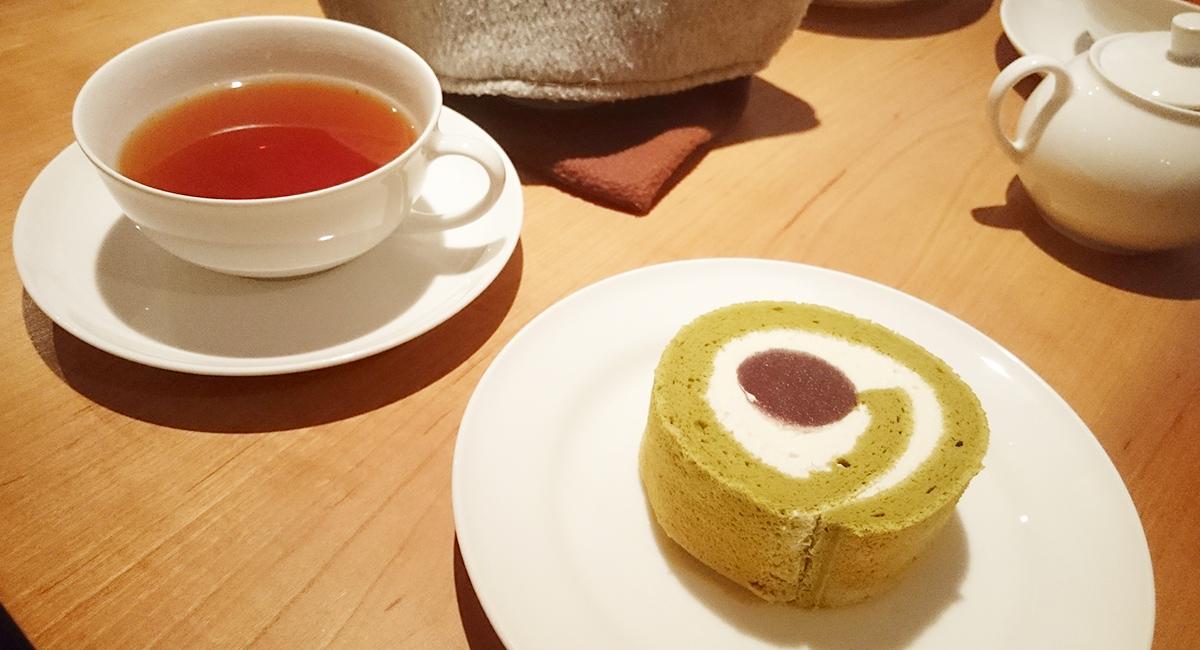 まやんちプーアル茶
