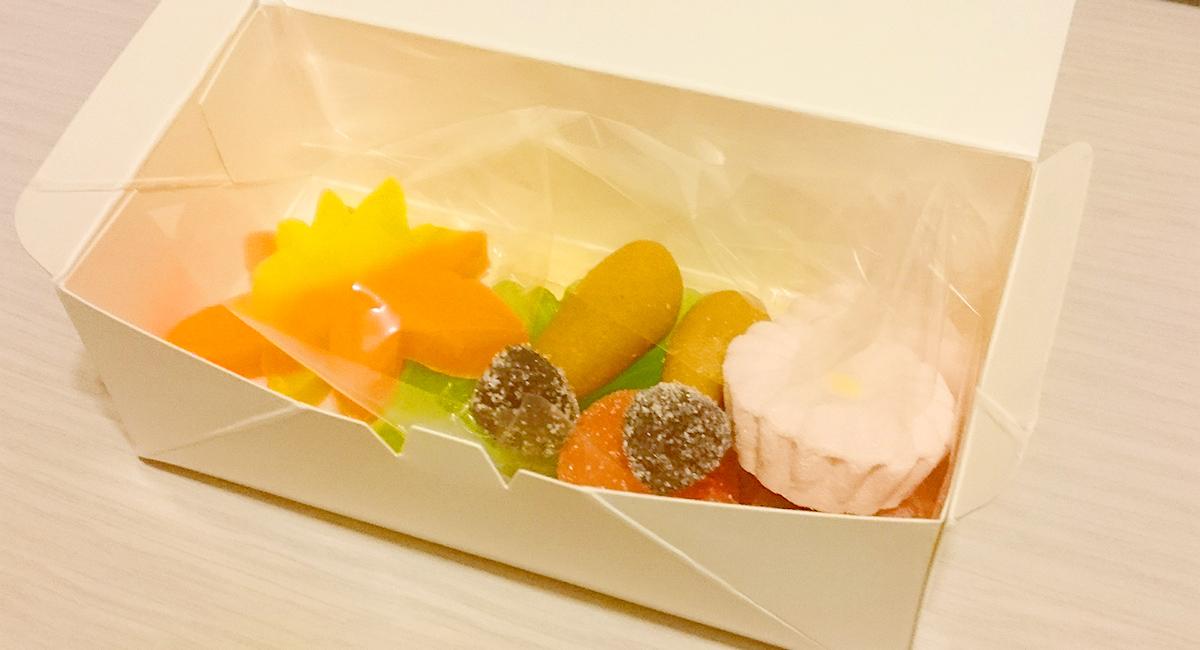 神保町の和菓子・さヽまのお干菓子