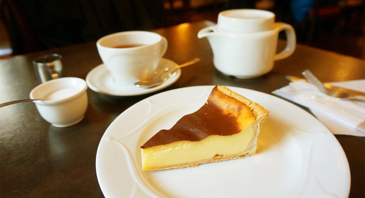 カフェドゥラプレス・ケーキ