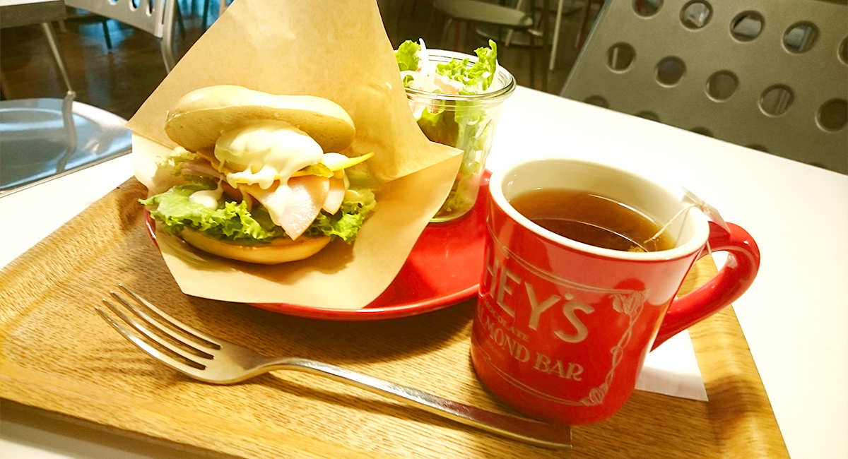 212 cafe【ベーグル】