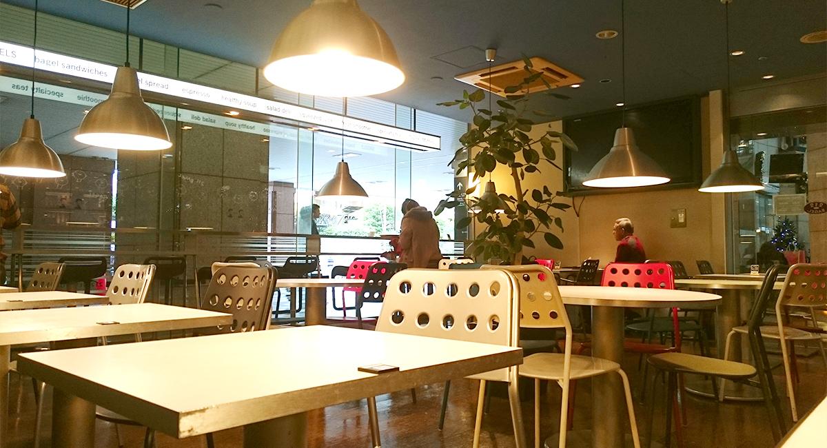 212 cafe【店内】