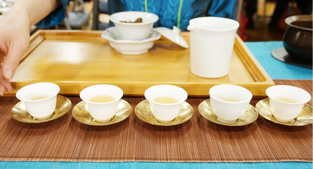 第12回 地球にやさしい中国茶交流会・会場