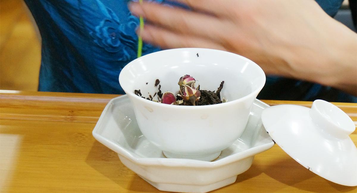 第12回 地球にやさしい中国茶交流会・3杯目