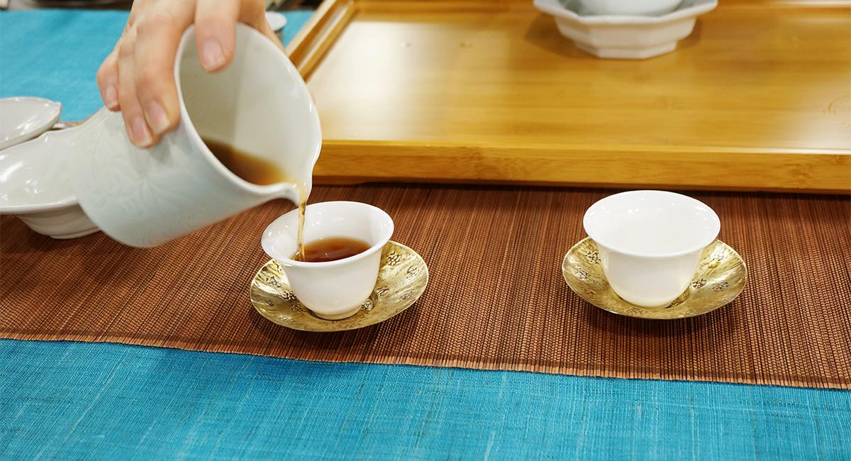 第12回 地球にやさしい中国茶交流会・熟成茶
