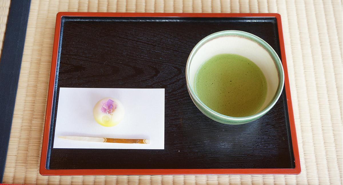 浜離宮恩賜庭園「中島の御茶屋」上生菓子セット