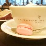 【横浜】マリーアントワネットの紅茶♪LE SALON DE NINA'S PARIS