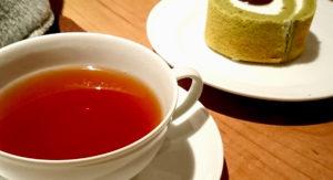 お茶とお菓子まやんち