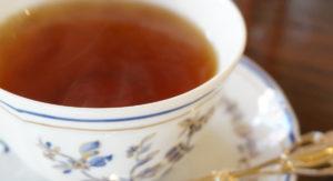 寒さ対策に役立つ紅茶