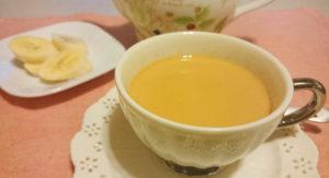 苺ミルクティーのレシピ