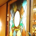 【上野】地味にスゴイ!ステンドグラスな老舗純喫茶「純喫茶 丘」