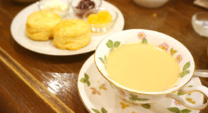 TEA SALON G clef(吉祥寺)