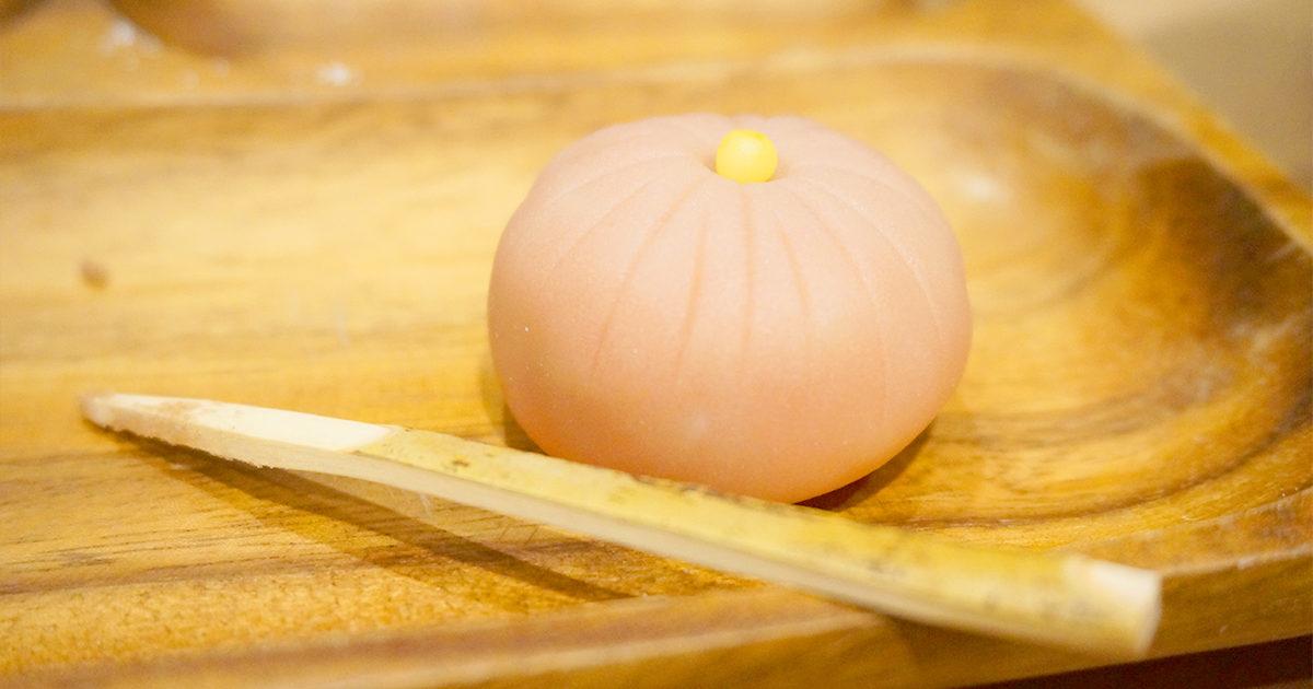 初めてでも作れる和菓子(玉菊)練り切りワークショップ